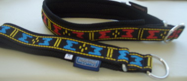 Extra padded Collars